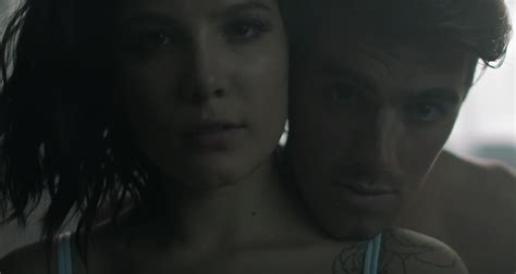 chainsmokers video closer the chainsmokers halsey debut steamy closer music