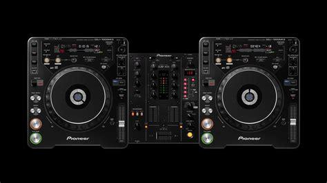 console mixer dj dj mixing consoles turntables black wallpapers hd