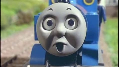 Thomas The Tank Engine Face Meme - 22 funniest things ever done with thomas the tank engine
