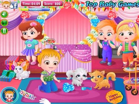 baby hazel birthday surprise jogo   jogosjogoscom