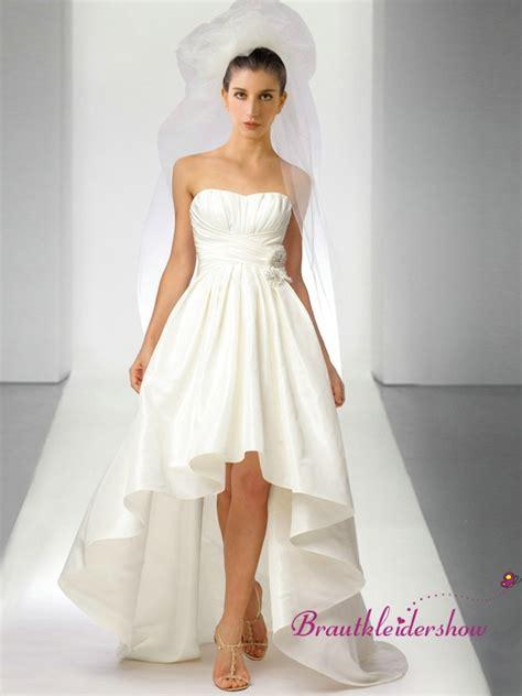 Hochzeitskleid Kurz Schlicht by 32 Besten Brautkleid Kurz Bilder Auf