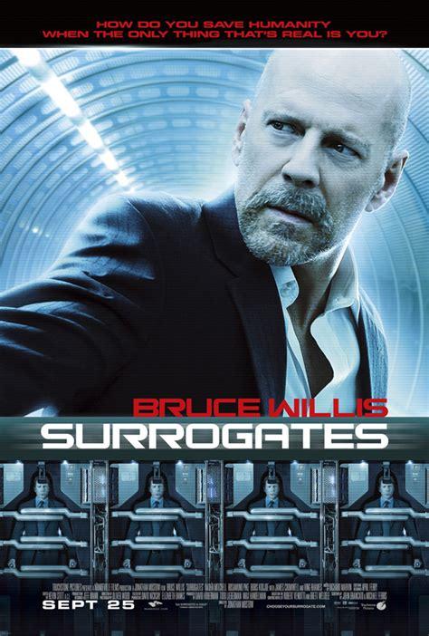 film action bruce willis surrogates review st louis