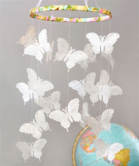 paper butterfly mobile favecrafts