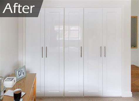 replacement wardrobe doors  peter lee hall fitted