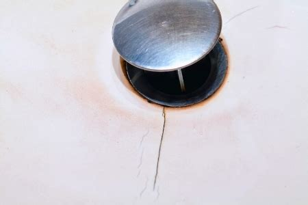 repair hairline in porcelain sink porcelain sink repair chipped enamel doityourself com