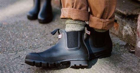 stylish waterproof boots  men   strategist