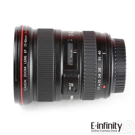 canon sale sale brand new canon ef 17 40mm f 4 l usm zoom lens for