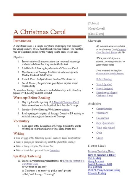 themes in a christmas carol sparknotes a christmas carol teaching notes