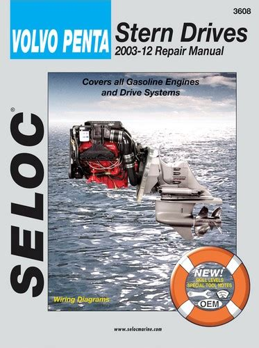 Volvo 270 Outdrive Manual Service Repair Manuals Volvo Inboards Basic Power