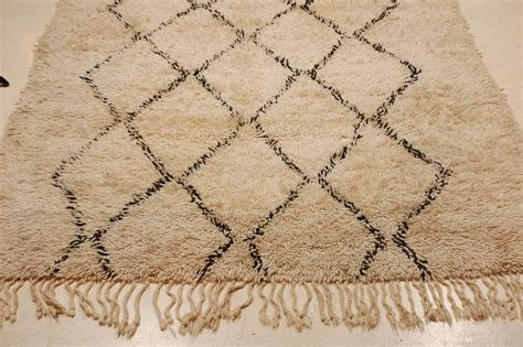 Beni Ourain Rugs by Wool Moroccan Rug By Beni Ourain At 1stdibs