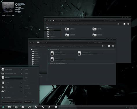 all black themes download download windows 7 black themes free download for all