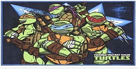 mutant turtles area rug nickelodeon mutant turtles area rug 40 x 45 epic toys
