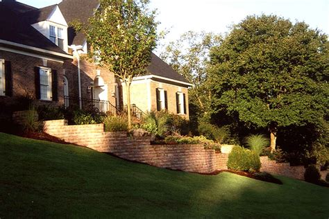 sloped front yard landscaping ideas images
