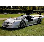 Rare Mercedes Benz CLK LM Shown At Chantilly 2015  GTspirit