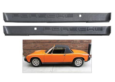 porsche 914 fiberglass porsche 914 1970 76 fiberglass plastic parts parts
