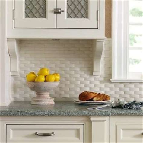 french blue and white ceramic tile backsplash white subway tile creative kitchen remodels pinterest