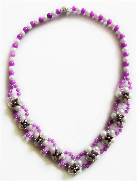bead magic free pattern for necklace fary magic