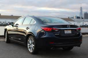 2015 mazda 6 review changes diesel mpg spec