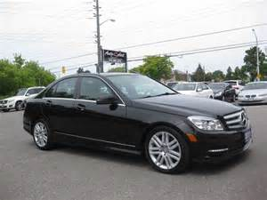 2011 Mercedes C250 4matic 2011 Mercedes C Class Awd C250 4matic Only 78k Sport