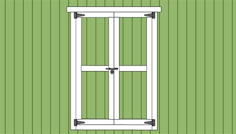 shed door plans myoutdoorplans free woodworking plans and projects diy shed wooden