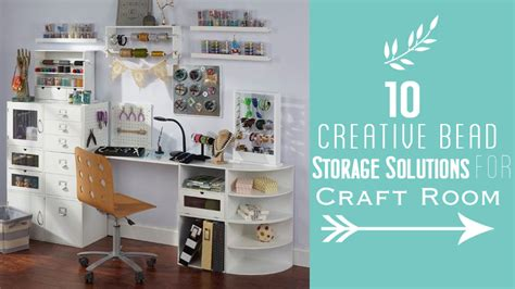 craft room storage solutions 10 creative bead storage solutions for craft room craft