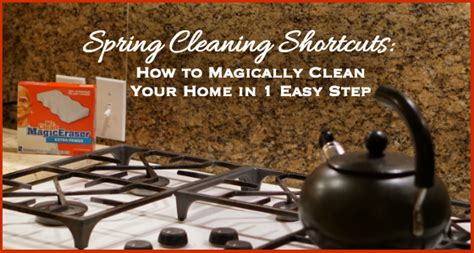 how to spring clean your house in a day spring cleaning shortcuts 3 easy ways to clean the kitchen