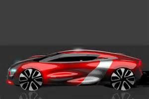 Renault Dezir Preshow Renault Dezir Rwd Concept Previews New