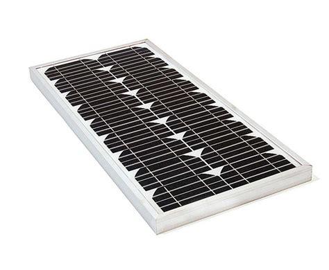 highest wattage solar panel lake lite 20 watt solar panel for charging 24v battery