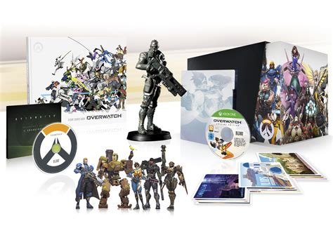 overwatch collector s edition xbox one