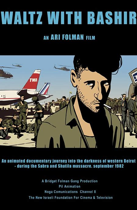 waltz with bashir war documentary meets israeli animation waltz with bashir watch online hd