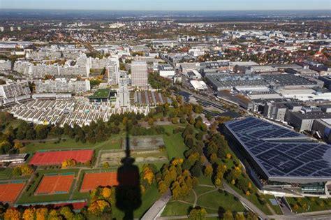 Friseur Oerlinghausen Friseur Olympiazentrum Milbertshofen M 252 Nchen Stadtteil