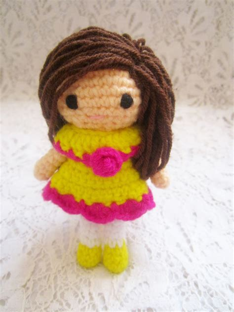 amigurumi doll amigurumi doll pattern a everyday