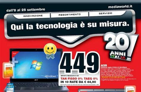 mediaworld roma porta di roma volantino media world roma la tecnologia in offerta a