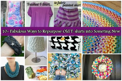 T Shirt 10 Into 10 fabulous diy ways to recycle t shirts