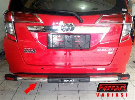 Cover Mobil Hrv Honda Hrv Variasi 3list Sesuai Ukuran variasi surabaya bumper belakang stainless karet caliya sigra