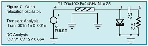 gunn diode note gunn diode application note 28 images intusoft newsletter issue 52 transferred electron