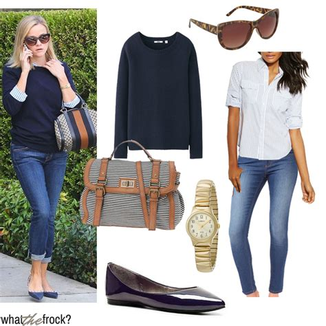 celebrity fashion looks for less celebrity look for less reese witherspoon style what the