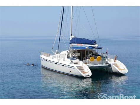 catamaran hire vanuatu rent a catamaran alliaura privilege 465 pantarhei samboat