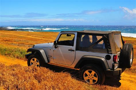 South Point Jeep South Point On Hawaii Island