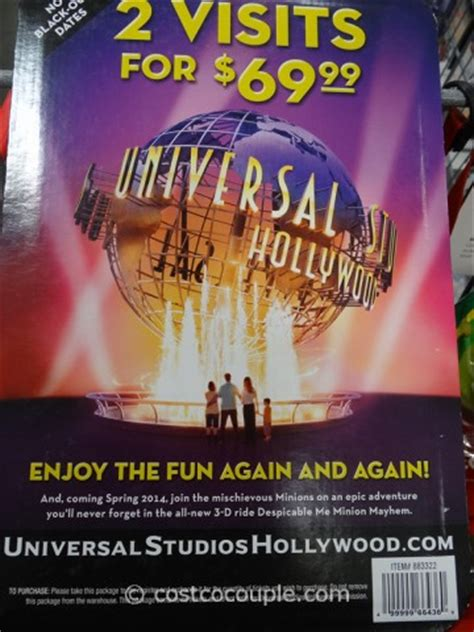 Gift Card To Universal Studios - universal studios gift card