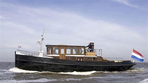 luxury tugboat yacht motor yacht tug yacht sold shiprepair friesland for