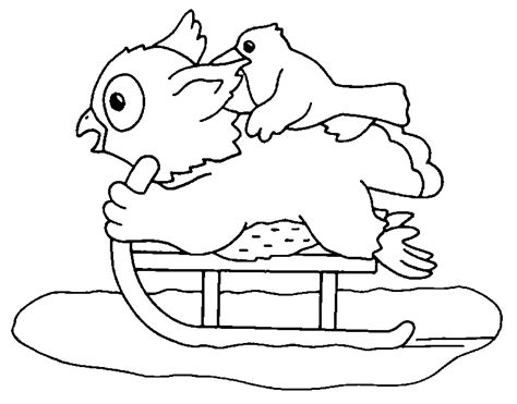 bird gliding in winter coloring pages gt gt disney coloring pages