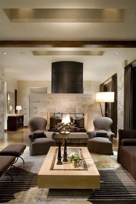 Contemporary Living Room Decor - 16 fabulous earth tones living room designs decoholic