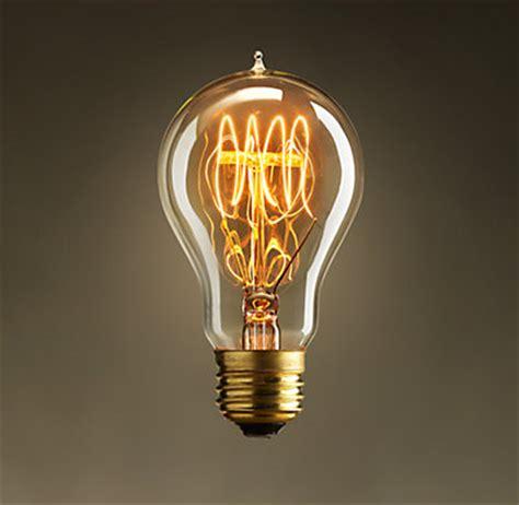 L Filament by A19 Loop Filament Incandescent Bulb