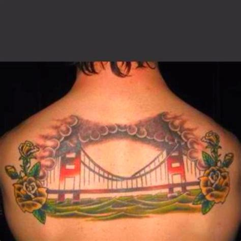 golden gate bridge tattoo golden gate bridge tattoos golden