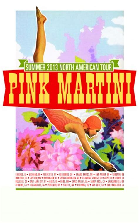 pink martini splendor in the grass pink martini news