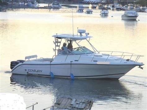 century boats walkaround 2001 used century walkaround fishing boat for sale