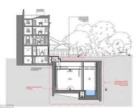 Basement Layout Design damien hirst now he wants a 25 metre underground swimming