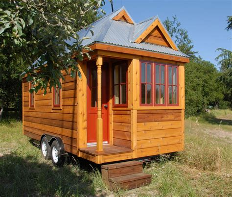 miniature homes the tiny house movement part 1