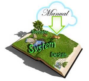 irrigation design software free free sprinkler system design amp installation guide